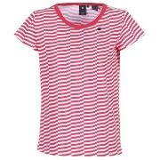 T-shirts med korta ärmar G-Star Raw  RC LOAV STRIPE STRAIGHT R T WMN S...