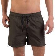 Panos Emporio Badbyxor Eros Swim Shorts Mörkgrön polyester Small Herr
