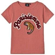 Petit by Sofie Schnoor Tiger T-shirt Dusty Rose 104 cm